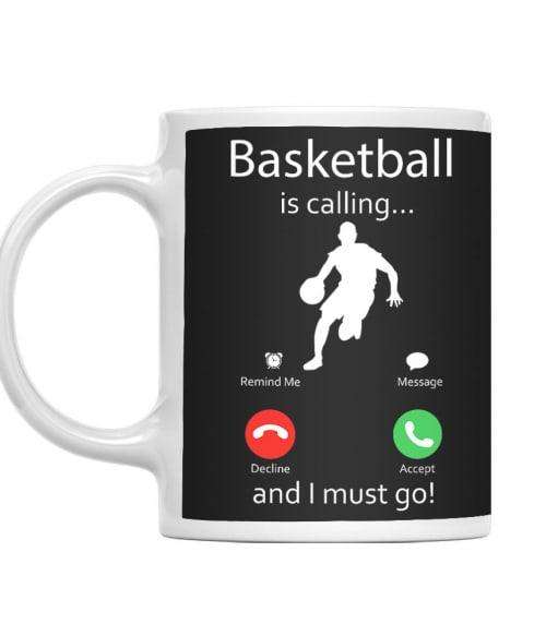 Basketball is calling Póló - Ha Basketball rajongó ezeket a pólókat tuti imádni fogod!