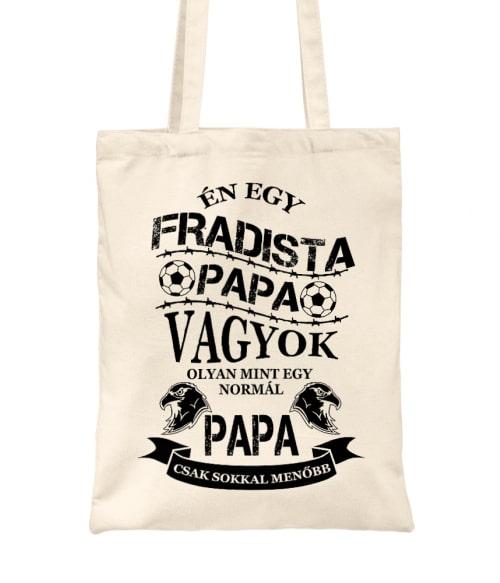 Fradista Papa Póló - Ha Football rajongó ezeket a pólókat tuti imádni fogod!