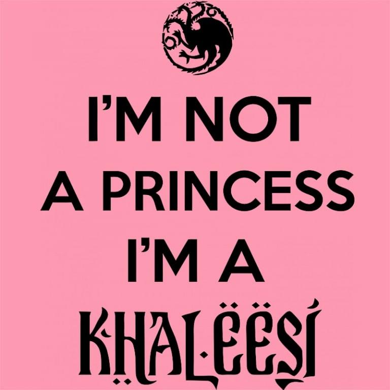 I m a Khaleesi Póló - Ha Game of Thrones rajongó ezeket a pólókat tuti 13af1a5d44