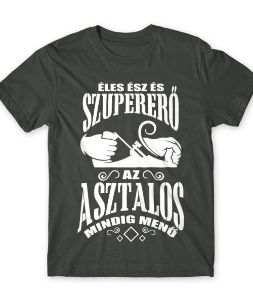 Az asztalos mindig menő Póló - Ha Carpenter rajongó ezeket a pólókat tuti imádni fogod!