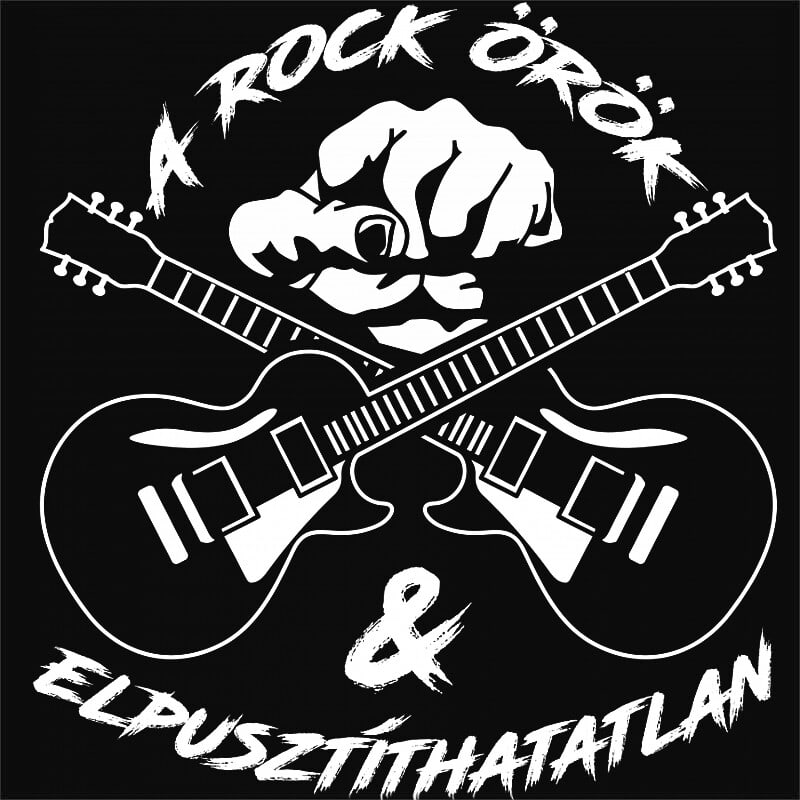 A Rock Örök Póló - Ha Rocker rajongó ezeket a pólókat tuti imádni fogod!