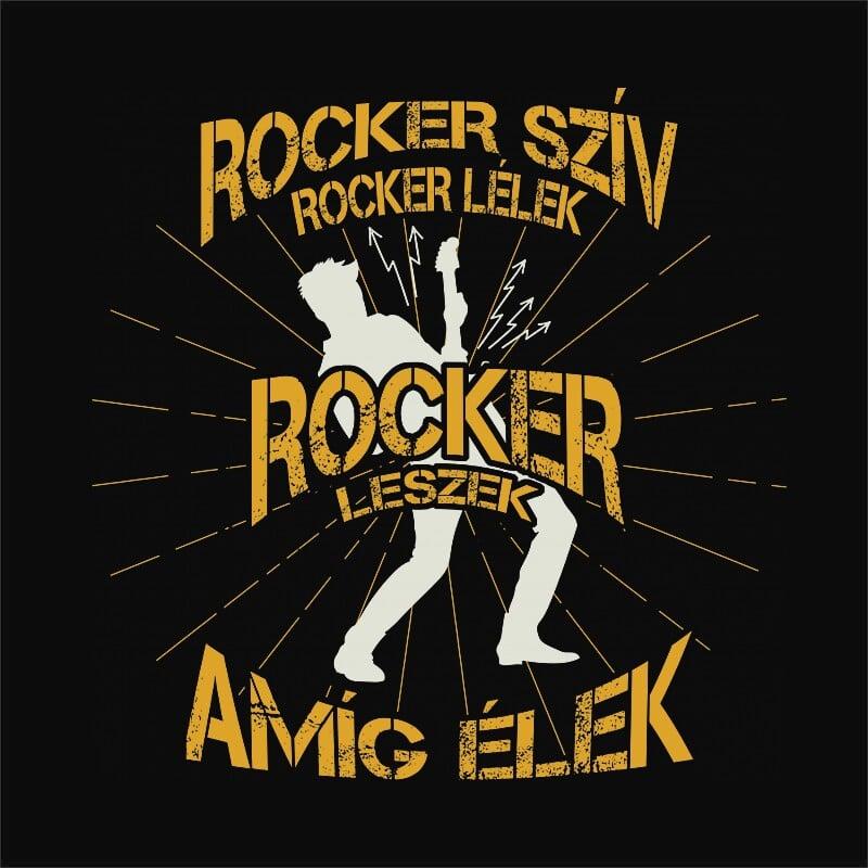 Rocker szív