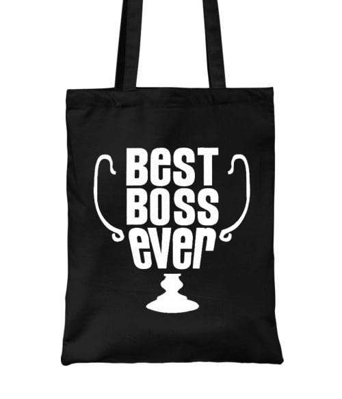 Best boss ever Póló - Ha Boss rajongó ezeket a pólókat tuti imádni fogod!