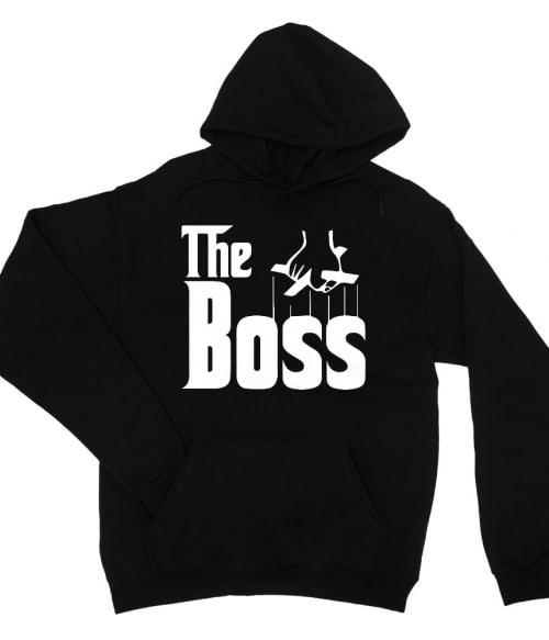 The boss logo Póló - Ha Boss rajongó ezeket a pólókat tuti imádni fogod!