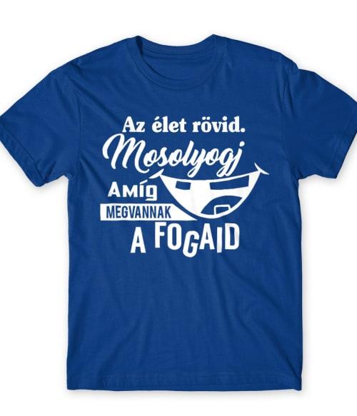 Mosolyogj Póló - Ha Fun Texts rajongó ezeket a pólókat tuti imádni fogod!