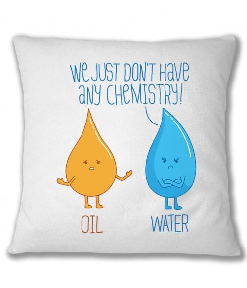 Water and oil Póló - Ha Science rajongó ezeket a pólókat tuti imádni fogod!