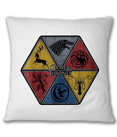 Game of Thrones Kingdoms Póló - Ha Game of Thrones rajongó ezeket a pólókat tuti imádni fogod!