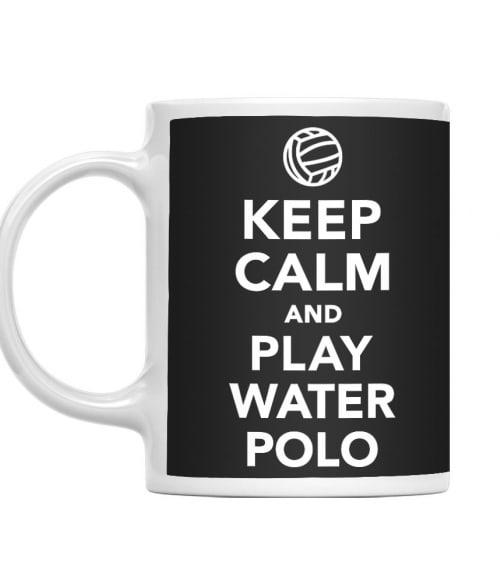 Keep Calm and Play Water Polo Póló - Ha Rocker rajongó ezeket a pólókat tuti imádni fogod!