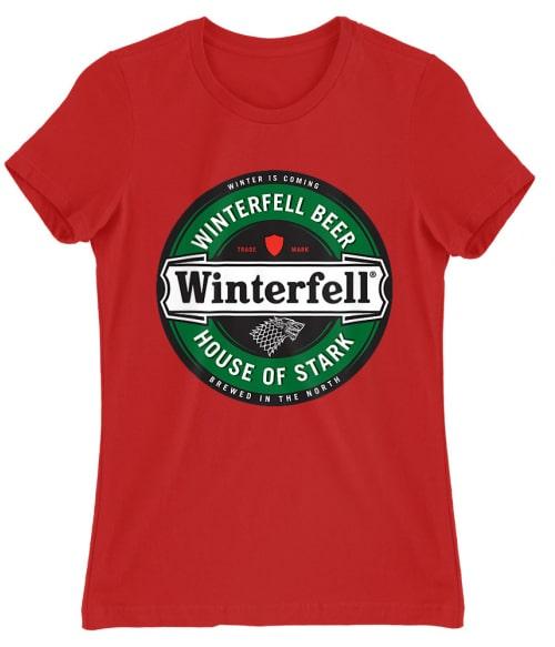 Game of Thrones Heineken Póló - Ha Game of Thrones rajongó ezeket a pólókat tuti imádni fogod!