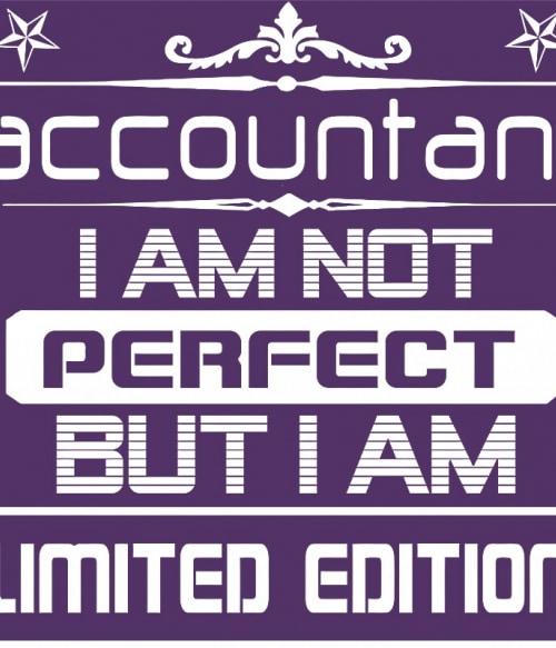 Accountant limited edition Póló - Ha Accountant rajongó ezeket a pólókat tuti imádni fogod!