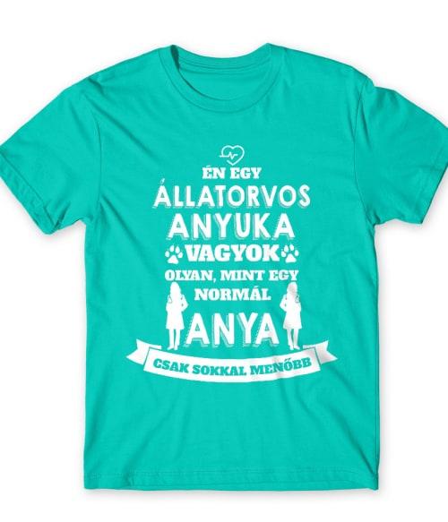 Állatorvos anya Póló - Ha Veterinary rajongó ezeket a pólókat tuti imádni fogod!