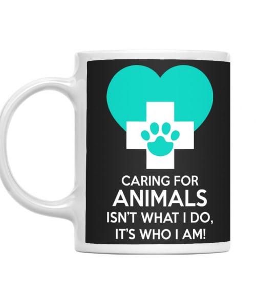 Caring for animals Póló - Ha Veterinary rajongó ezeket a pólókat tuti imádni fogod!