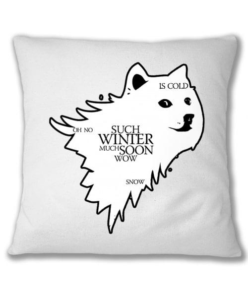 Doge Stark Póló - Ha Game of Thrones rajongó ezeket a pólókat tuti imádni fogod!