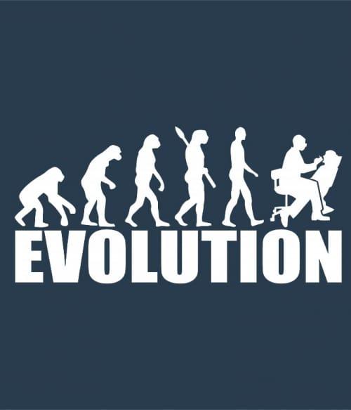 Dentist evolution Póló - Ha Dentist rajongó ezeket a pólókat tuti imádni fogod!