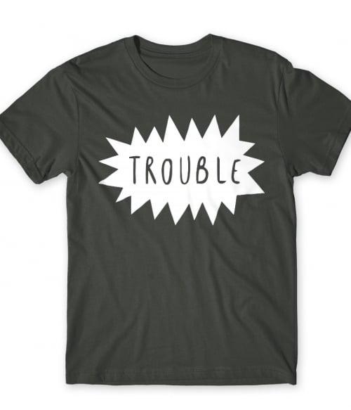 Best friend trouble Póló - Ha Friendship rajongó ezeket a pólókat tuti imádni fogod!