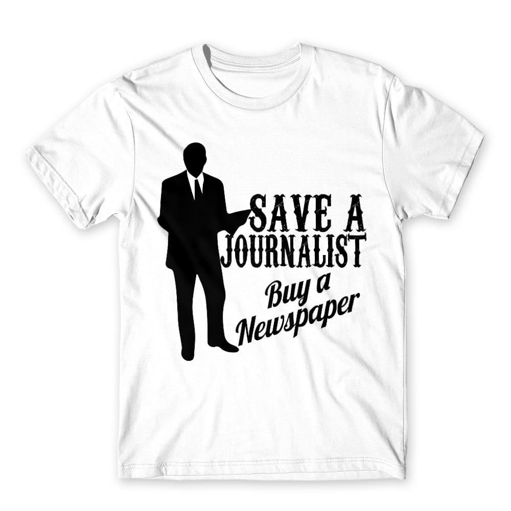 Save a journalist