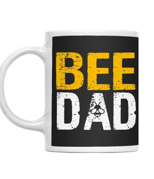 Bee dad Póló - Ha Beekeeper rajongó ezeket a pólókat tuti imádni fogod!