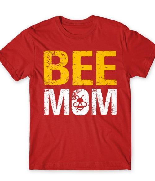 Bee mom Póló - Ha Beekeeper rajongó ezeket a pólókat tuti imádni fogod!