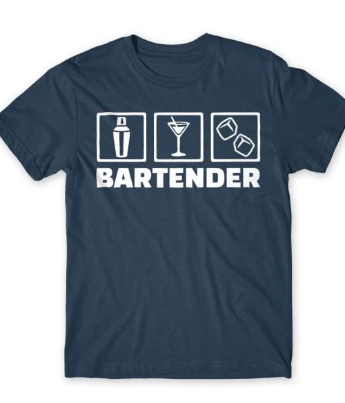 Bartender Póló - Ha Bartender rajongó ezeket a pólókat tuti imádni fogod!