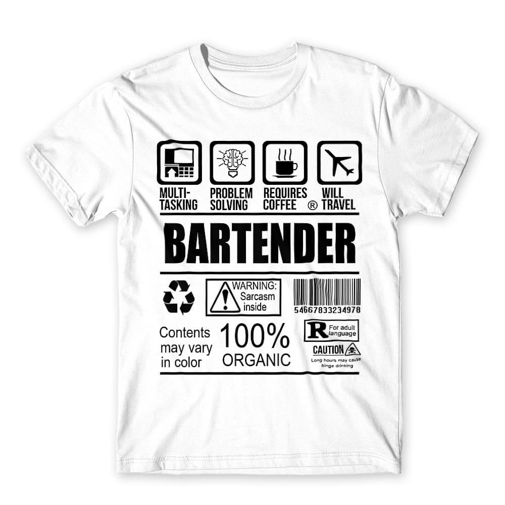 Bartender facts Póló - Ha Bartender rajongó ezeket a pólókat tuti imádni fogod!