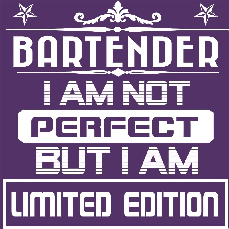 Bartender limited edition Póló - Ha Bartender rajongó ezeket a pólókat tuti imádni fogod!