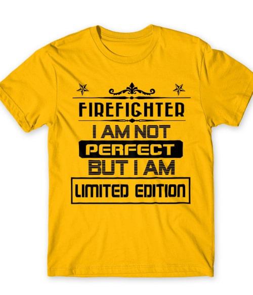 Firefighter limited edition Póló - Ha Firefighter rajongó ezeket a pólókat tuti imádni fogod!