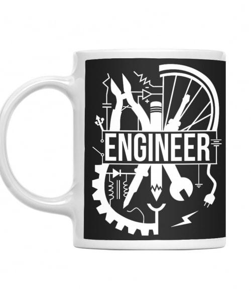 Engineer Póló - Ha Engineer rajongó ezeket a pólókat tuti imádni fogod!