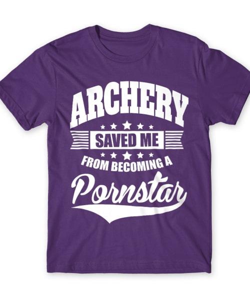 Archery pornstar Póló - Ha Archery rajongó ezeket a pólókat tuti imádni fogod!