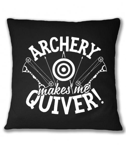 Archery quiver Póló - Ha Archery rajongó ezeket a pólókat tuti imádni fogod!