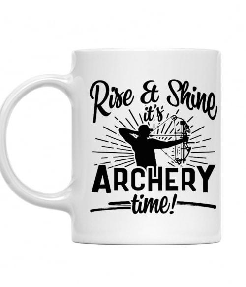 Rise and suns archery Póló - Ha Archery rajongó ezeket a pólókat tuti imádni fogod!