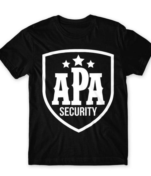 Apa security Póló - Ha Family rajongó ezeket a pólókat tuti imádni fogod!