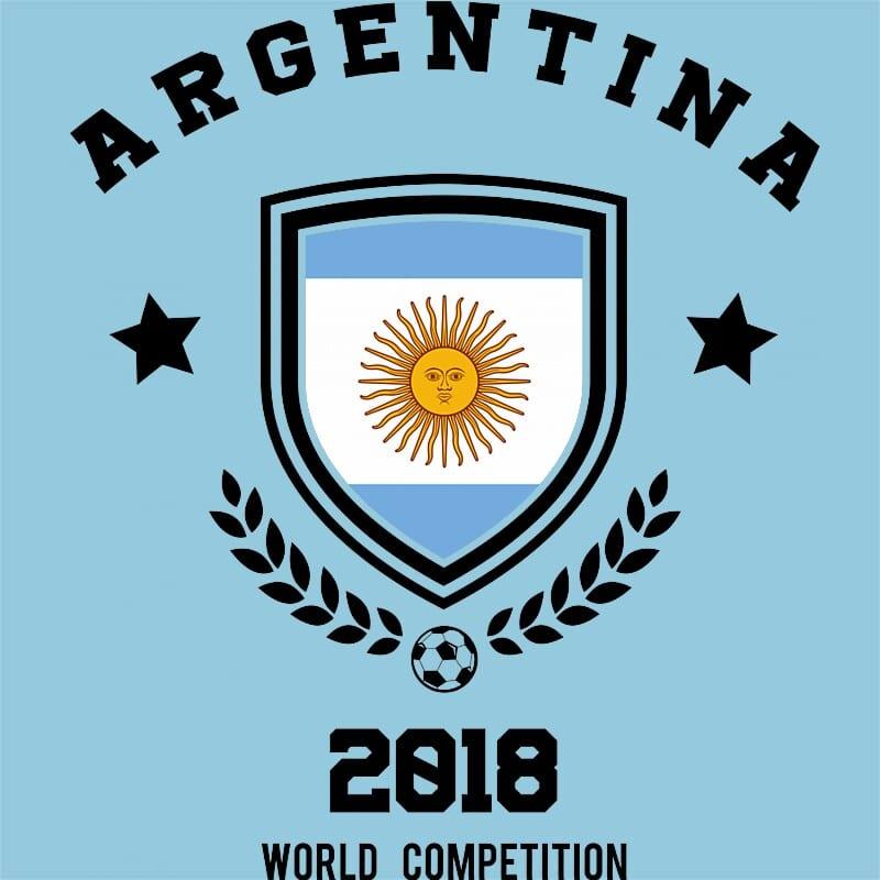 World Cup Argentina Póló - Ha Football rajongó ezeket a pólókat tuti imádni fogod!