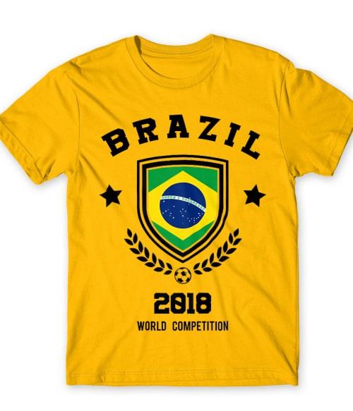 World Cup Brazil Póló - Ha Football rajongó ezeket a pólókat tuti imádni fogod!