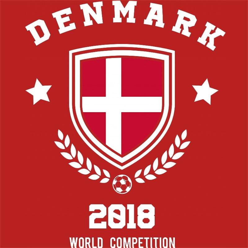 World Cup Denmark Póló - Ha Football rajongó ezeket a pólókat tuti imádni fogod!