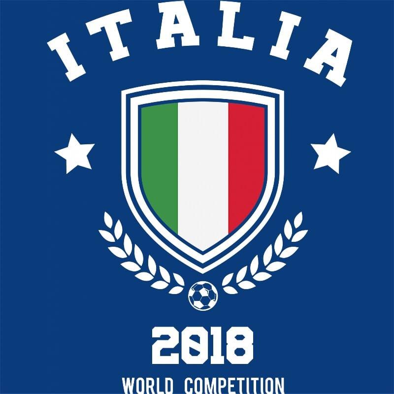 World Cup Italy Póló - Ha Football rajongó ezeket a pólókat tuti imádni fogod!