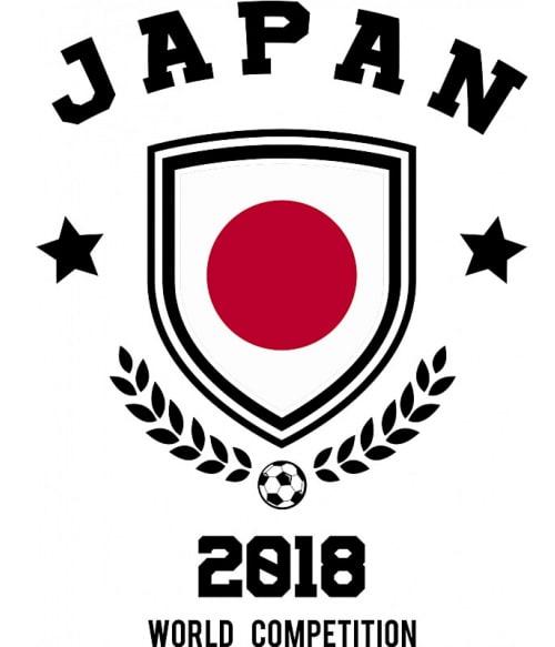 World Cup Japan Póló - Ha Football rajongó ezeket a pólókat tuti imádni fogod!