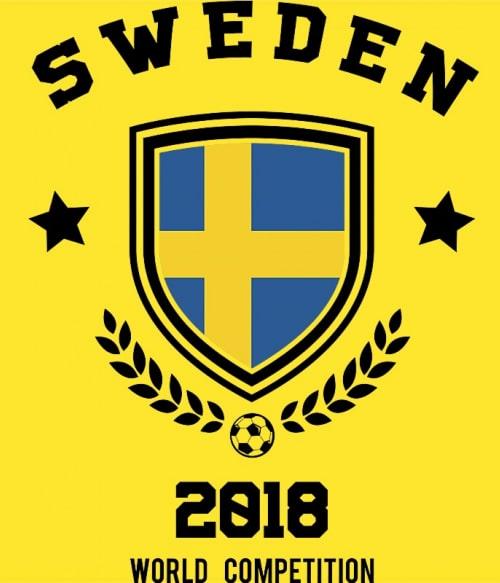 World Cup Sweden Póló - Ha Football rajongó ezeket a pólókat tuti imádni fogod!