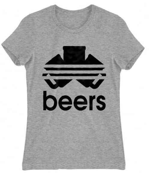 Beers Adidas Póló - Ha Brand Parody rajongó ezeket a pólókat tuti imádni fogod!