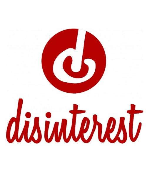 Disinterest Póló - Ha Brand Parody rajongó ezeket a pólókat tuti imádni fogod!
