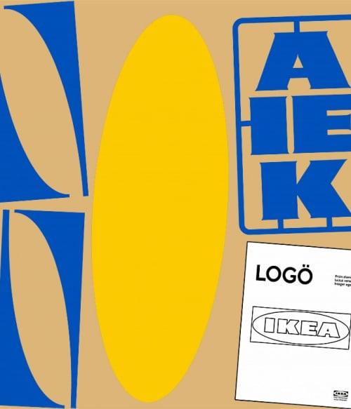 DIY Ikea Logo Póló - Ha Brand Parody rajongó ezeket a pólókat tuti imádni fogod!