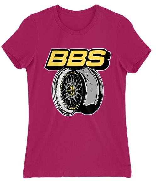 BBS Rim Póló - Ha Driving rajongó ezeket a pólókat tuti imádni fogod!