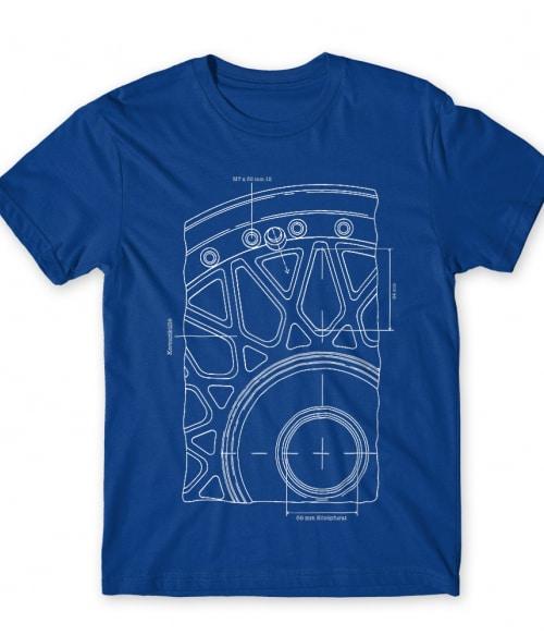 Rim blueprint Póló - Ha Driving rajongó ezeket a pólókat tuti imádni fogod!