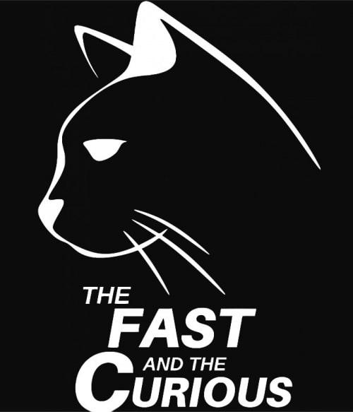 Fast and curious Póló - Ha Cat rajongó ezeket a pólókat tuti imádni fogod!
