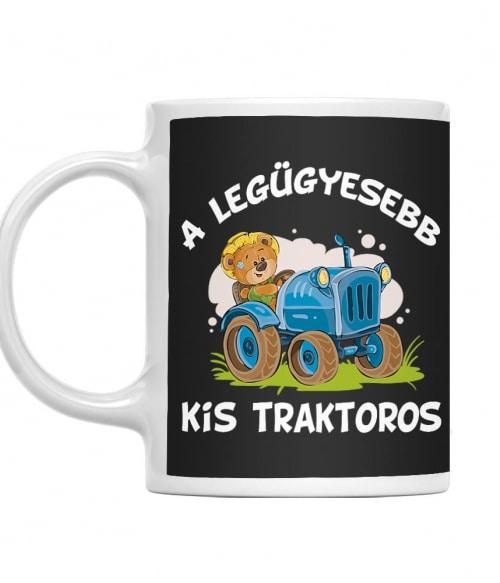 Legügyesebb kis traktoros Póló - Ha Tractor rajongó ezeket a pólókat tuti imádni fogod!
