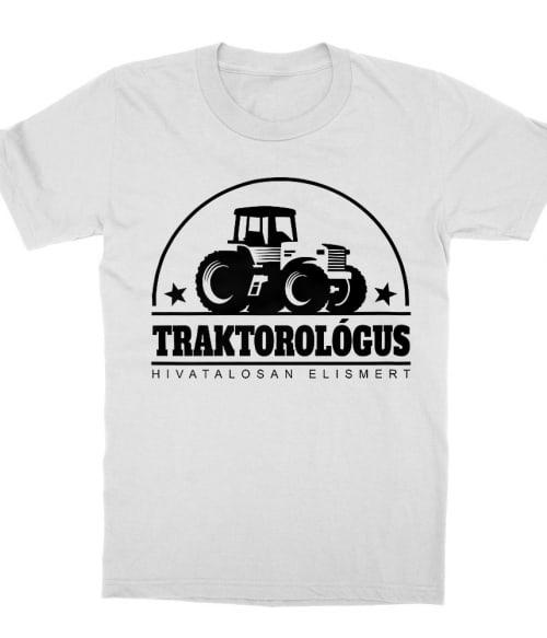 183e8d7be2 Traktorológus Póló - Ha Tractor rajongó ezeket a pólókat tuti imádni fogod!