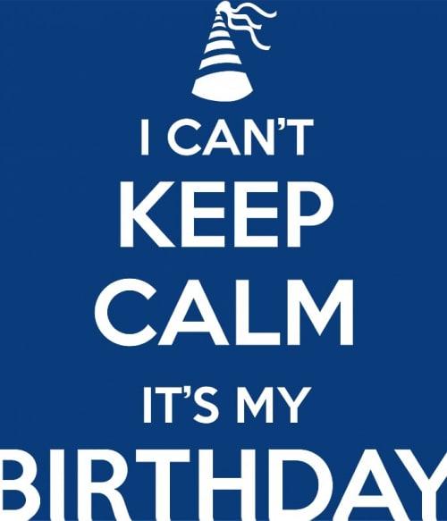 I can't keep calm