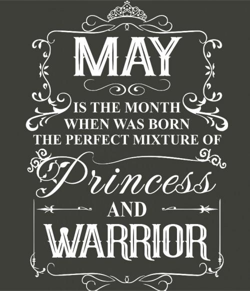 Princess Warrior May Póló - Ha Birthday rajongó ezeket a pólókat tuti imádni fogod!