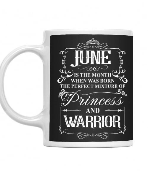 Princess Warrior June Póló - Ha Birthday rajongó ezeket a pólókat tuti imádni fogod!