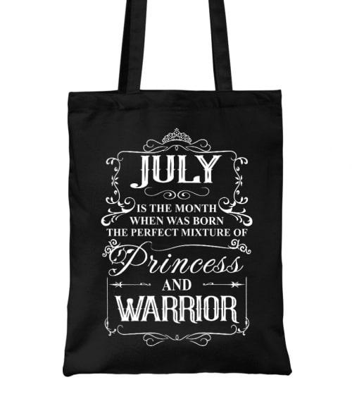Princess Warrior July Póló - Ha Birthday rajongó ezeket a pólókat tuti imádni fogod!