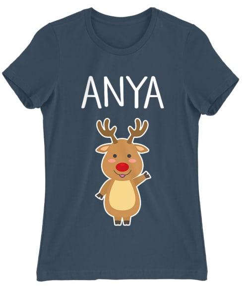 Anya rénszarvas Póló - Ha Family rajongó ezeket a pólókat tuti imádni fogod!